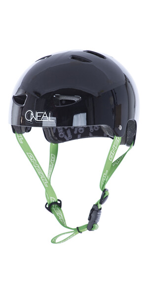 O'Neal ProFit Log - Casque BMX/Dirt - noir